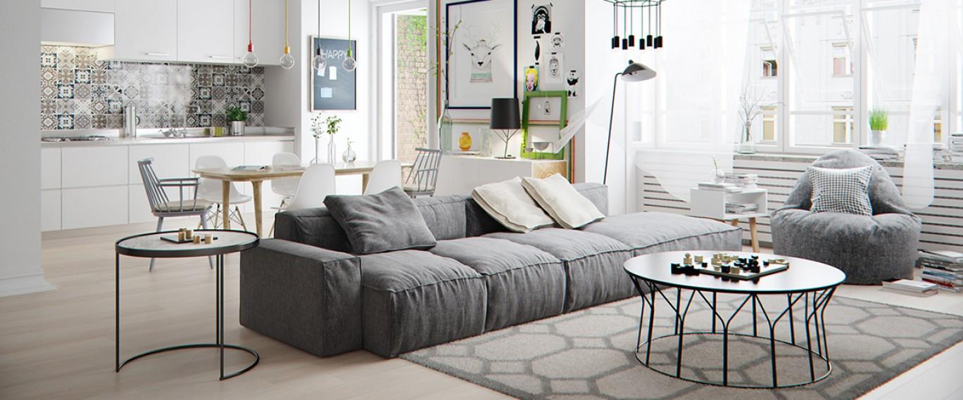 Inspirasi Desain: Tips Menerapkan Gaya Scandinavian di Rumah