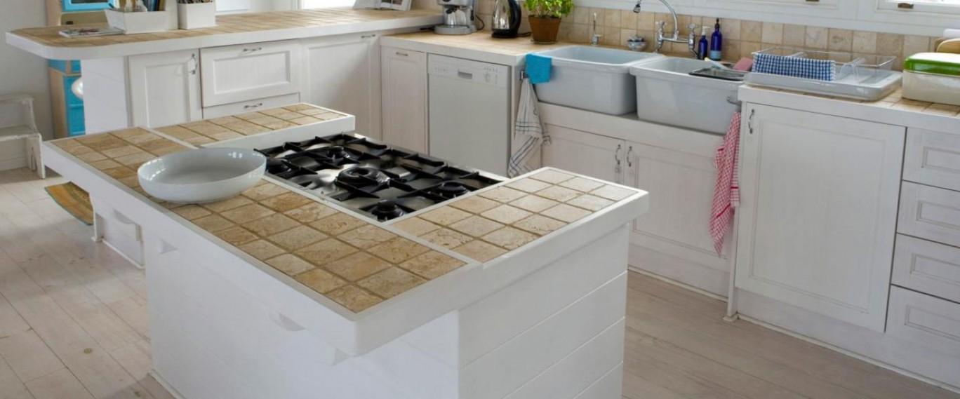 6 Desain Meja Dapur Keramik Untuk Percantik Hunianmu